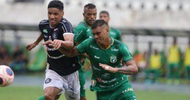 Remo marca nos acréscimos e vence o Tapajós na estreia do Parazão