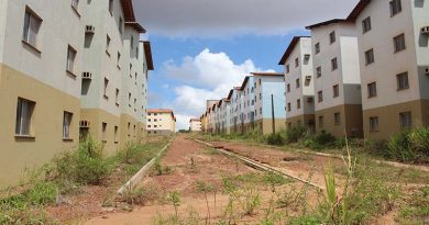 Residencial Moaçara – após quase uma década nenhuma unidade foi entregue à população