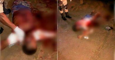 Em Itaituba, Homem é encontrado morto com faca cravada no peito