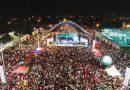 Santarém Folia 2020 arrastou 25 mil foliões para a abertura oficial na Praça de Eventos
