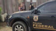 PF cumpre mandado de busca e apreensão no combate ao crime de moeda falsa em Santarém