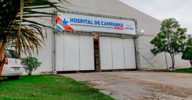 Justiça exclui Estado do Pará de ação judicial para pagamento de profissionais de saúde do Hospital de Campanha de Santarém