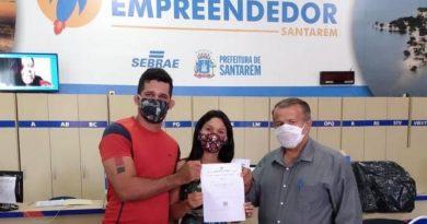 Mesmo com a pandemia, MEIs buscam a formalização com apoio da Sala do Empreendedor de Santarém