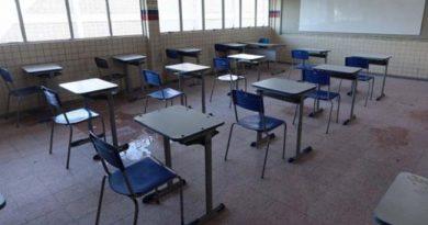 Belém suspende aulas presenciais nas redes pública e privada