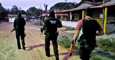 Operação contra facções no Pará tem troca de tiros, um morto e 19 presos