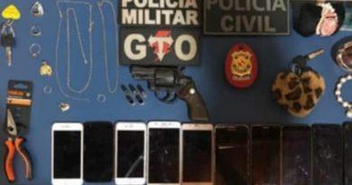 Integrante de grupo criminoso morre e três são presos em ação policial no Pará