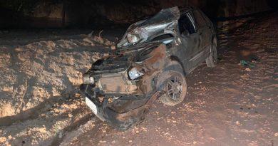 Motorista é vítima fatal de capotamento na Interpraias, em Santarém