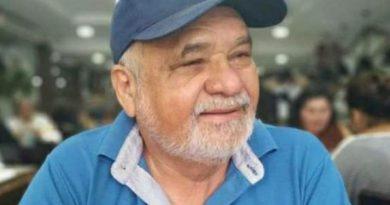 Ex-prefeito de Juruti morre em Belém por complicações da covid-19