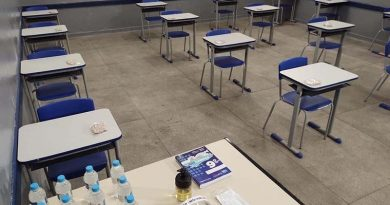 Início do ano letivo nas escolas públicas segue indefinido
