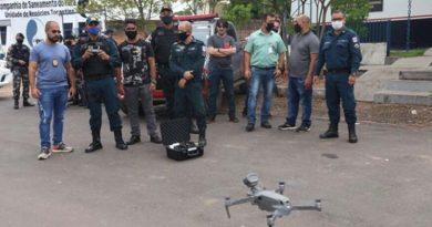 Polícias Civil e Militar usarão drones no combate ao crime no Pará