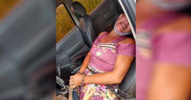 Empresária de Altamira é sequestrada e acorrentada no próprio carro na cidade de Brasil Novo-PA