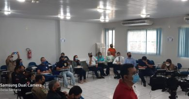 Por conta da mudança no bandeiramento, Santarém voltará a ter toque de recolher