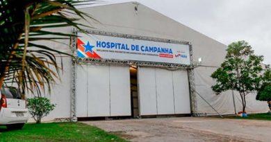 Governo do estado do Pará pode estar devendo R$ 57 milhões a OS que administrou hospitais de campanha