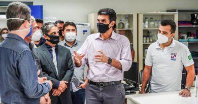 Estado reabre Laboratório de Biologia Molecular em Santarém para diagnosticar e pesquisar a Covid-19