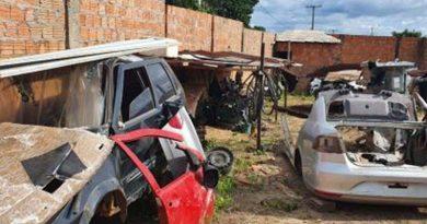 Homem é preso em flagrante por receptação de veículos e estelionato