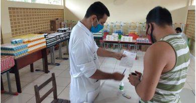 No 1º dia de funcionamento, USD Ecila Nobre registrou 89 consultas médicas