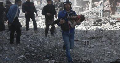 Artigo – O ataque ordenado por Biden na Síria mostra que o Império Americano está de volta aos seus velhos hábitos