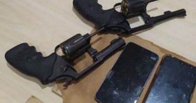 Casal acusado de latrocínio morre ao trocar tiros com a polícia