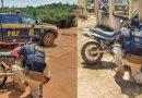 PRF apreende 02 motos em Trairão: uma com registro de furto e outra com identificação adulterada