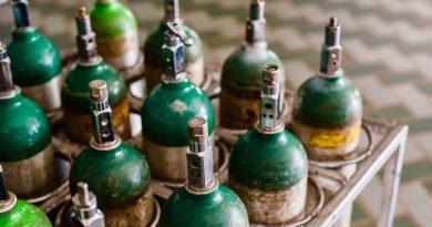 Demanda por oxigênio em cilindros cresce até 2.000% no Ceará e empresas temem desabastecimento