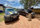 Caminhonete roubada em Maceió (AL) é recuperada pela PRF no município de Rurópolis (PA)