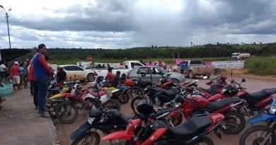 Em protesto contra operação de fiscalização, garimpeiros ameaçam bloquear rodovia em Jacareacanga