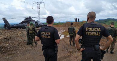Polícia Federal deflagra a Operação Black Hawk em Marabá