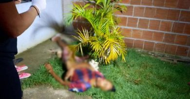 Após ligação, homem é executado na porta da casa dos sogros no PA