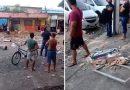 Botijão de gás explode e deixa feridos em Belém