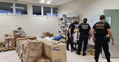 Covid-19: PF investiga desvio de medicamentos para intubação no Amapá