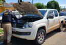 PRF de Santarém recupera mais um veículo roubado