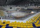 Ginásio Poliesportivo de Santarém será entregue na próxima terça-feira(22)