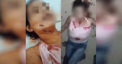 Mulher é assassinada a facadas em Novo Progresso