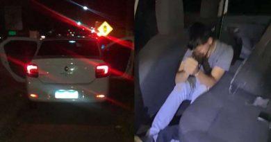 Motorista de aplicativo é encapuzado e amarrado, após sequestro em Ananindeua